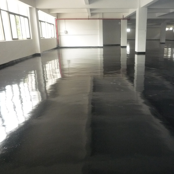Solvent Base Epoxy Floor Paint