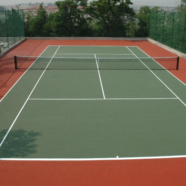 Outdoor Acrylic Sport Court Floor Paint