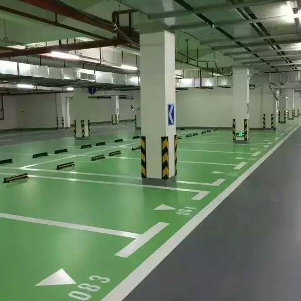 Epoxy Flooring Paint For Car Parking Lot