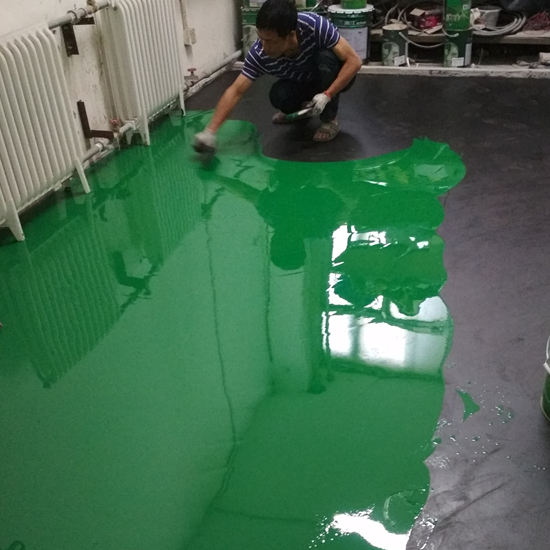Floor Coating Solution For Specific Function Demand In