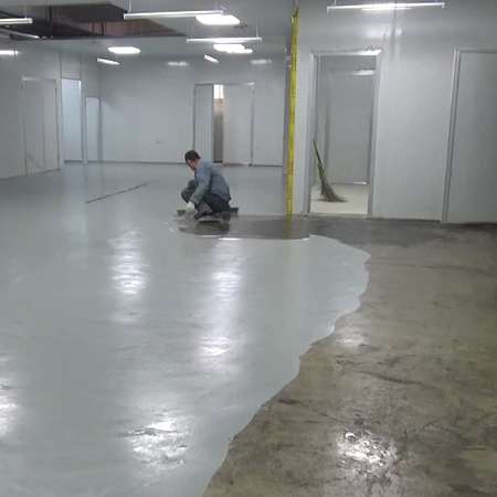 Installation Video 4: Apply Colored Epoxy Midcoat Quartz Sand
