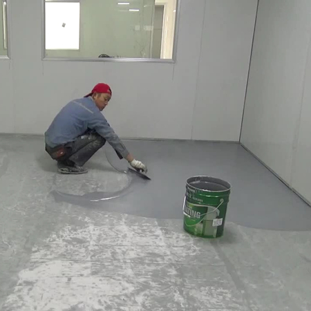 Installation Video 6:Apply Colored Epoxy Putty Layer