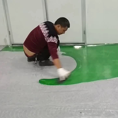 Installation Video 9, Apply Self-Leveling Epoxy Thin Layer