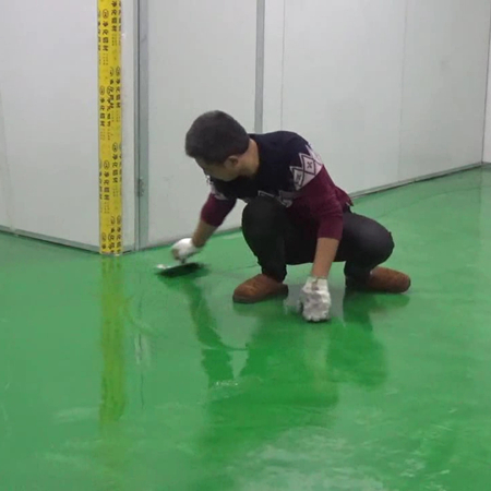 Installation Video 10, Apply Self-Leveling Epoxy